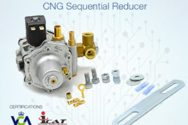 CNG Sequential Reducer